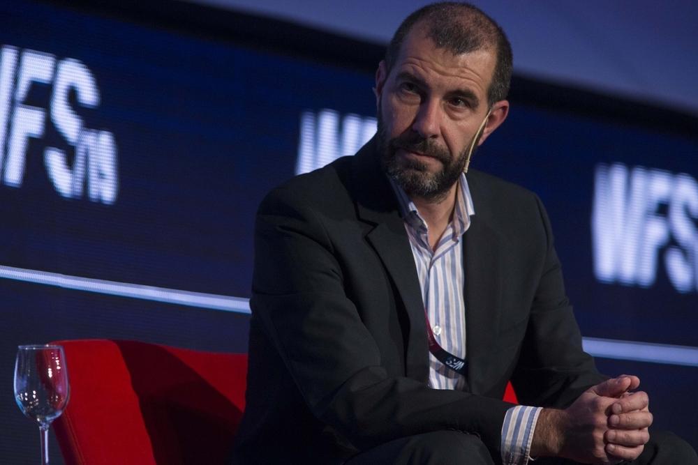 El director del Gabinete de Presidencia, David Espinar.