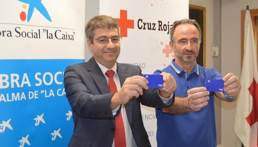 La vuelta al 'cole' es más fácil con Cruz Roja y CaixaBank