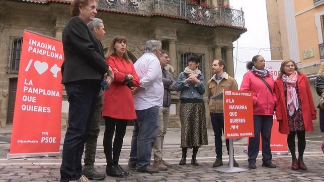 "Esporrín pide un ""verdadero"" gobierno de izquierdas"