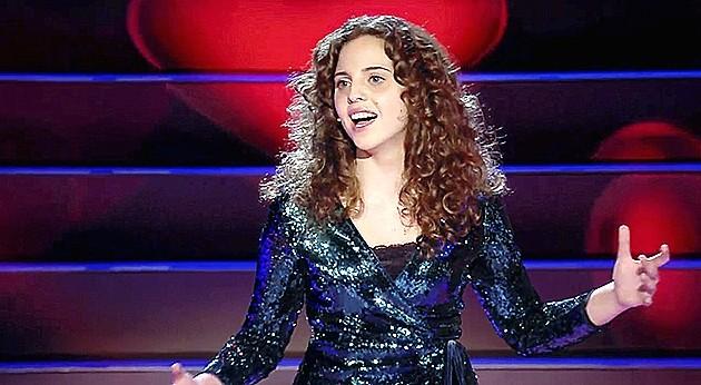 Candela, en la gala que emitirá TVE el sábado día 6 (22:00 horas)