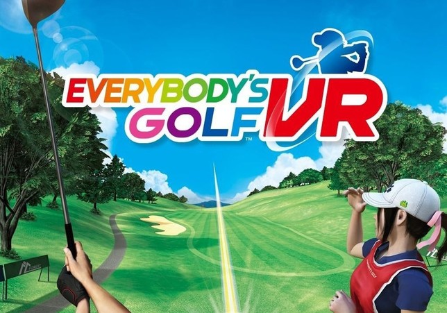 'Everybody's Golf VR'