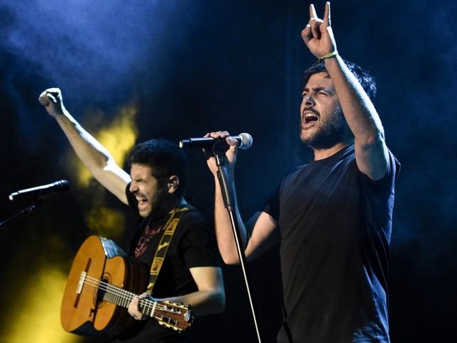 Estopa anuncia su regreso con 'Fuego' CEDIDA