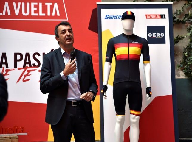 Piel toledana para La Vuelta