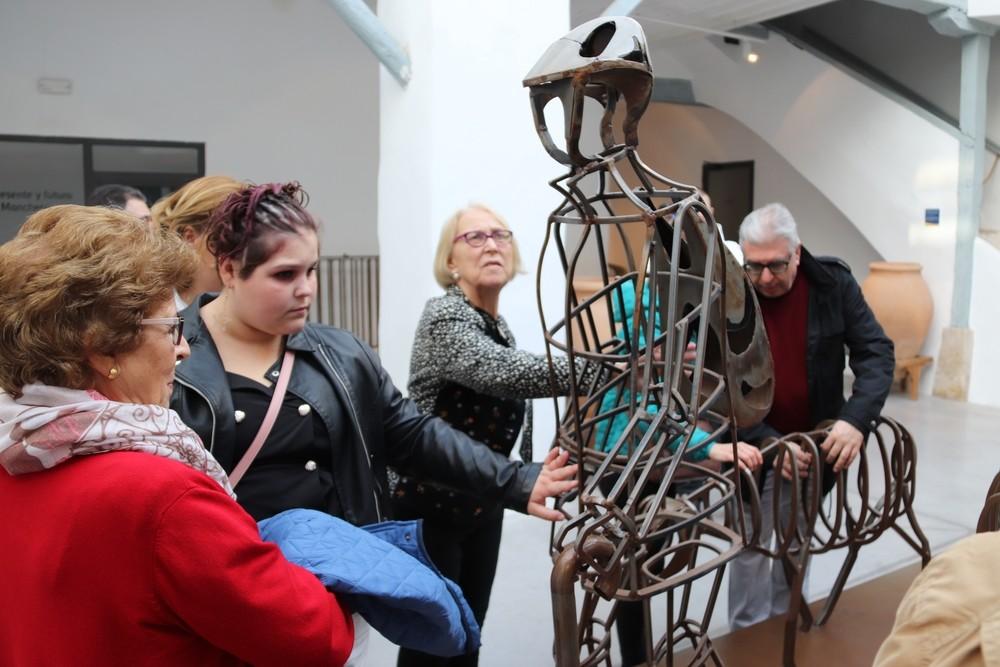 Una manera diferente de 'ver' el Museo del Queso Manchego