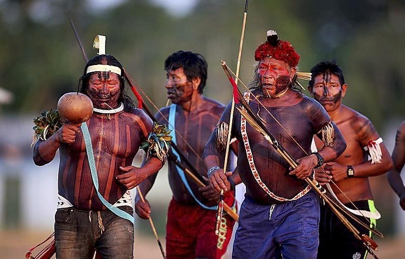 Los últimos guardianes de la Amazonía