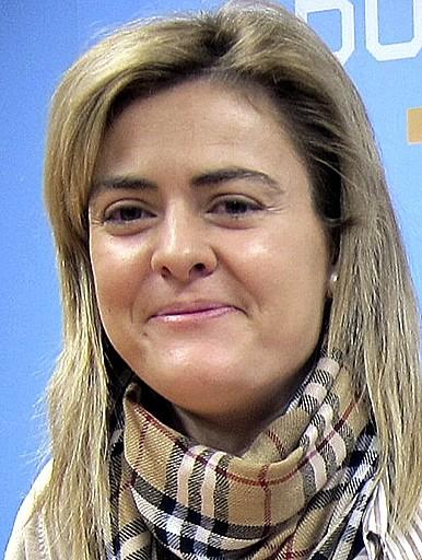 Cristina Valderas, número 6 del PP al Ayuntamiento de Aranda