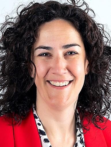 Vanesa González, número 2 de IU al Ayuntamiento de Aranda