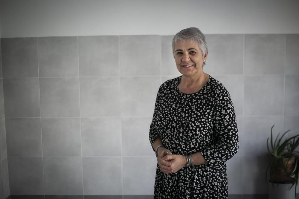 Adela Casas, donante
