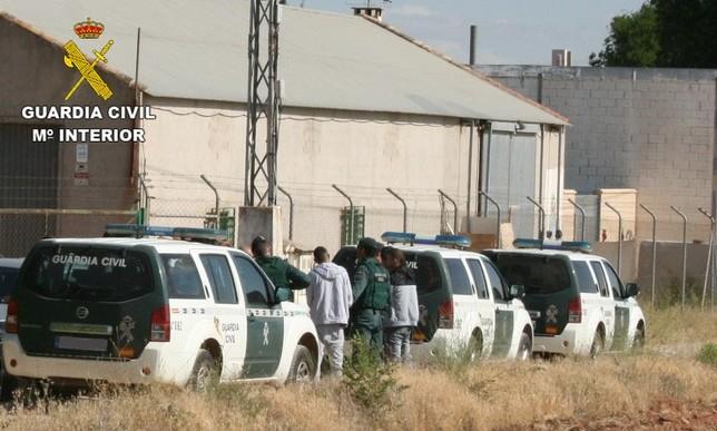 Detenidas tres personas por 24 robos en varias provincias
