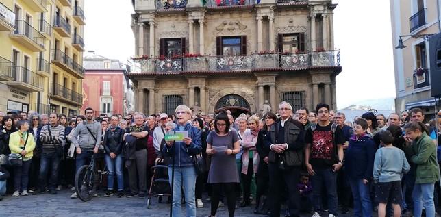 Navarra Suma exige a EH Bildu que no presione en las calles