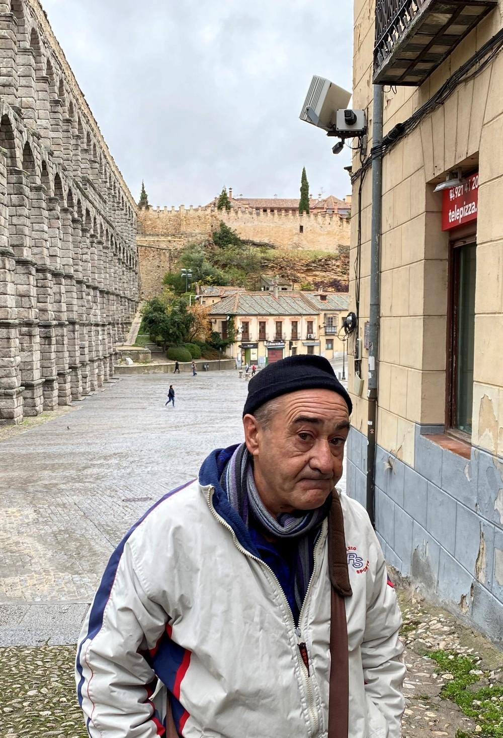 El acusado Vicente Berenguer