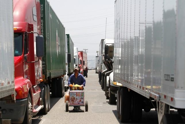Trump cancela los aranceles a México tras lograr un acuerdo JORGE DUENES