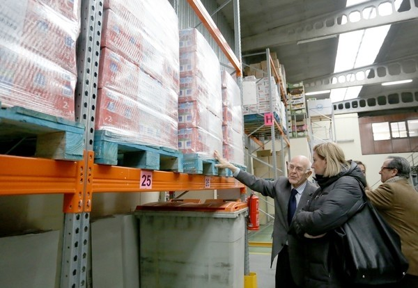 El Banco de Alimentos detecta un incremento de la necesidad