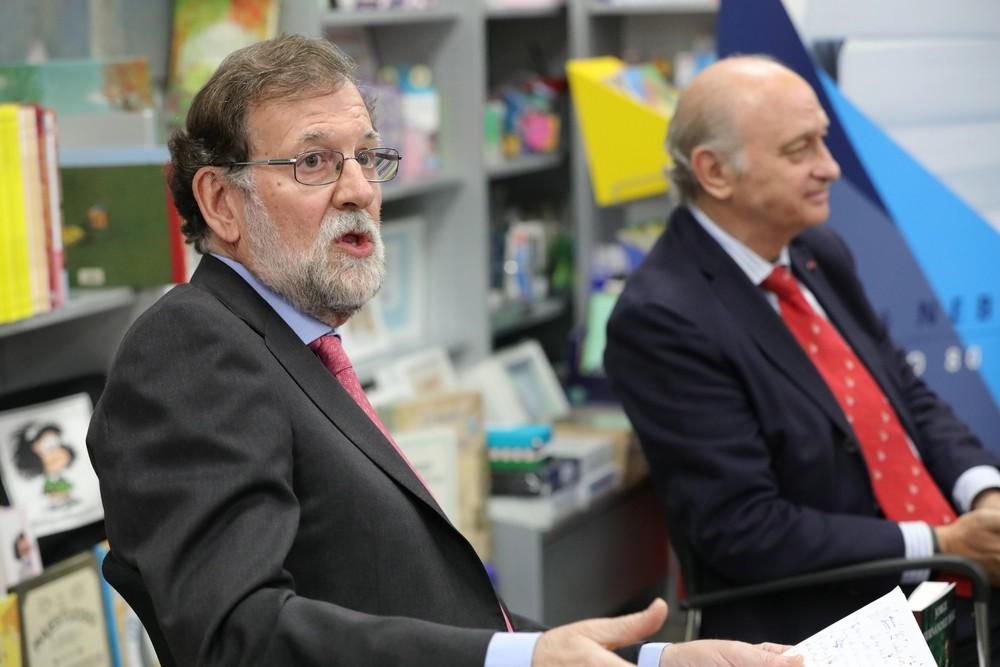 Rajoy publica el 3 de diciembre su libro 'Una España mejor'