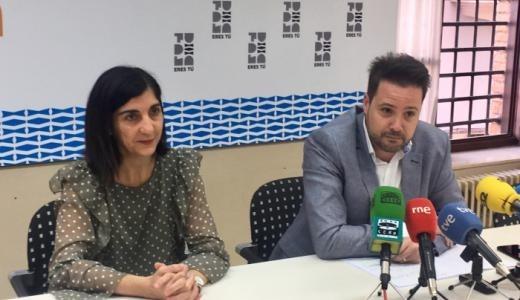 El Ayuntamiento de Tudela presenta su nuevo organigrama
