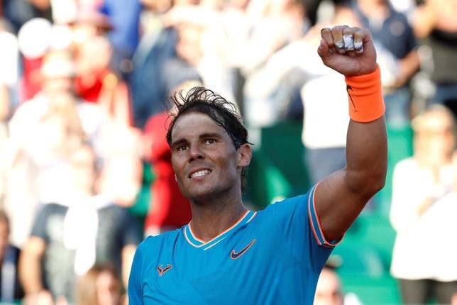 Nadal jugará las semifinales de Montecarlo ERIC GAILLARD