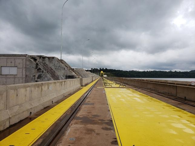Iberdrola inaugura la central hidroeléctrica de Baixo Iguaçu
