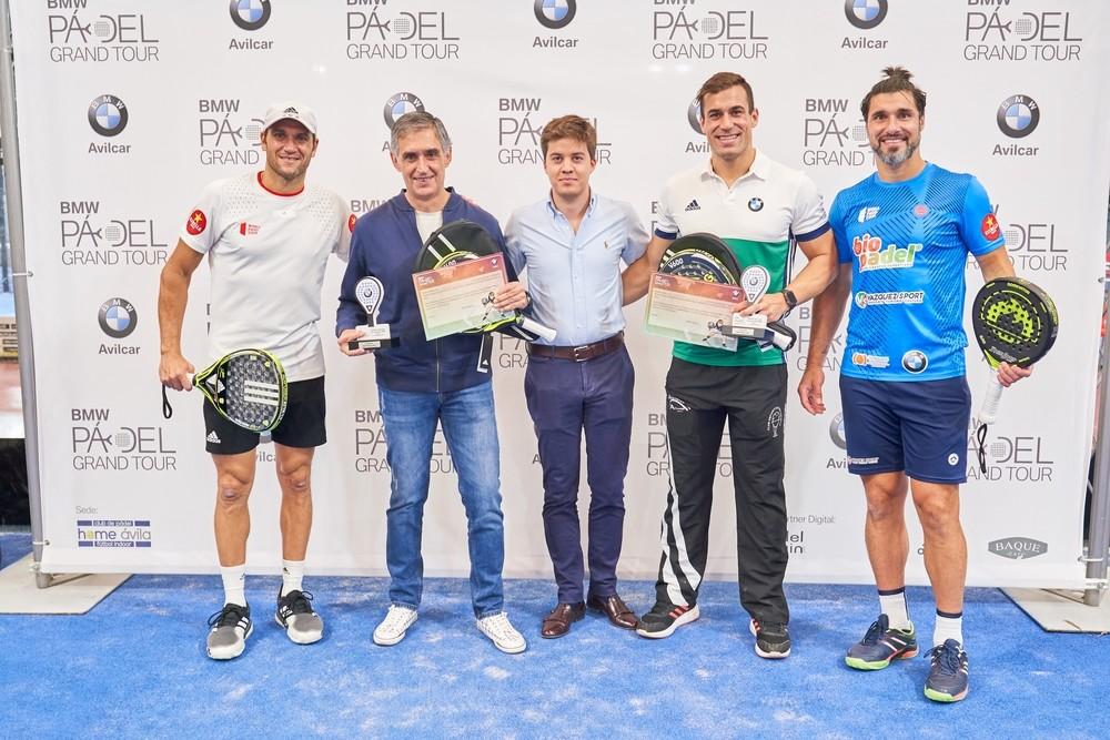 El Torneo BMW Avilcar vuelve a poner el listón muy alto