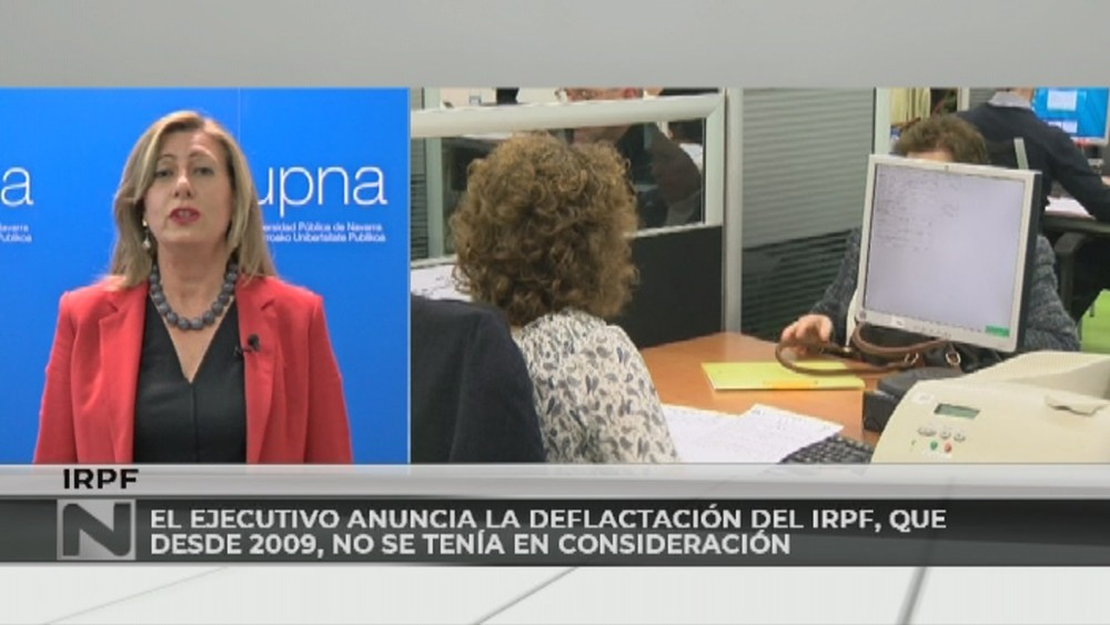 ¿Qué es la deflactación de la tarifa del IRPF?