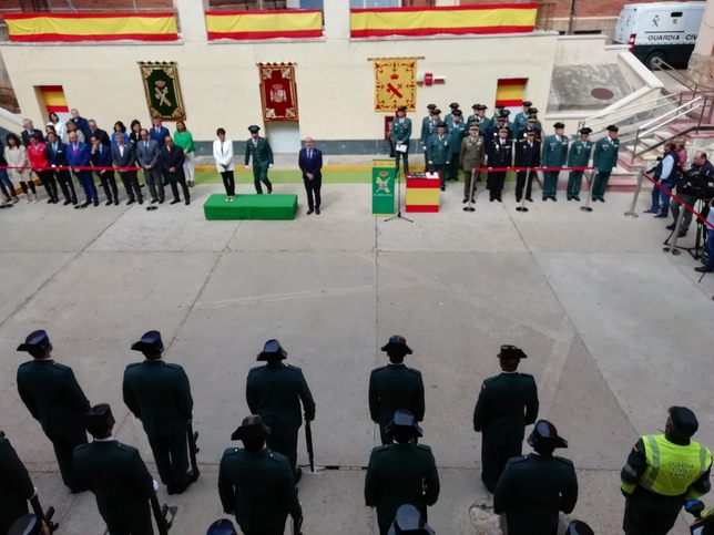 La despoblación complica la labor de la Guardia Civil