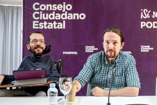 Iglesias acusa la debacle electoral a la falta de liderazgos