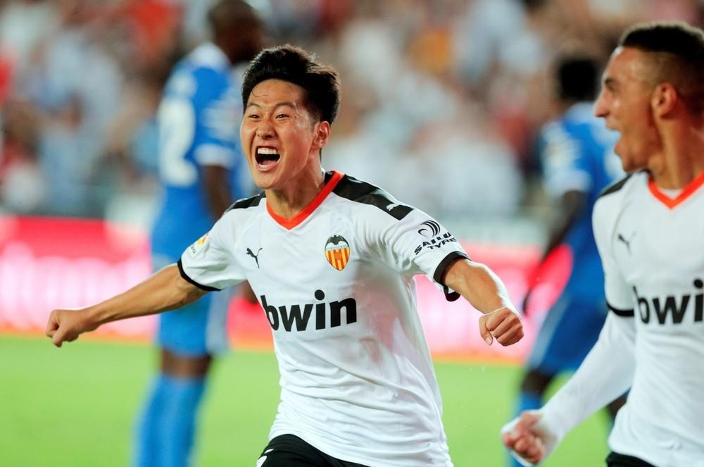 El Valencia cede ante el Getafe