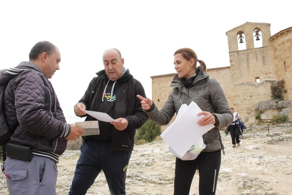 El presidente de la Diputación, Miguel Ángel de Vicente, y la diputada de Prodestur, Magdalena Rodríguez.