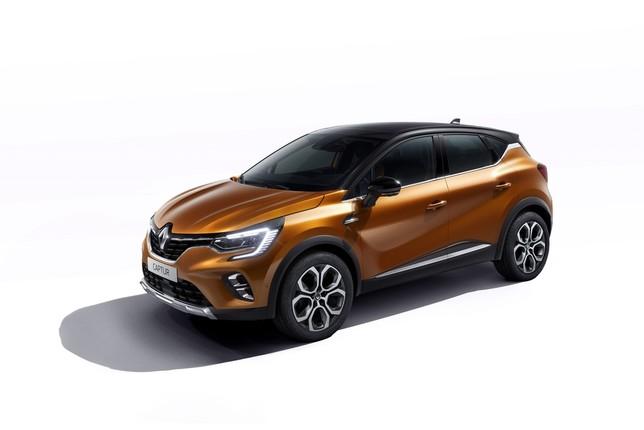Renault lanza la nueva versión del 'vallisoletano' Captur