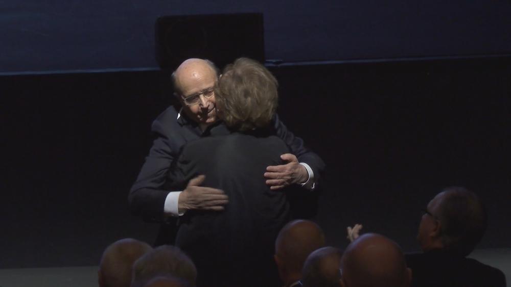 Torres recibe la Medalla de Oro mirando al cambio climático