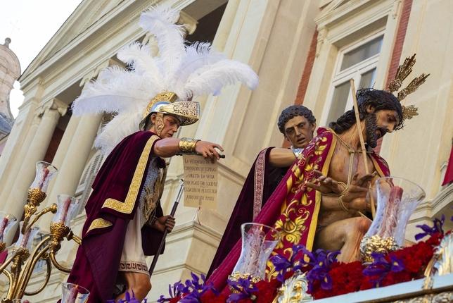 Coronación de Espinas Tomas Fernandez de Moya