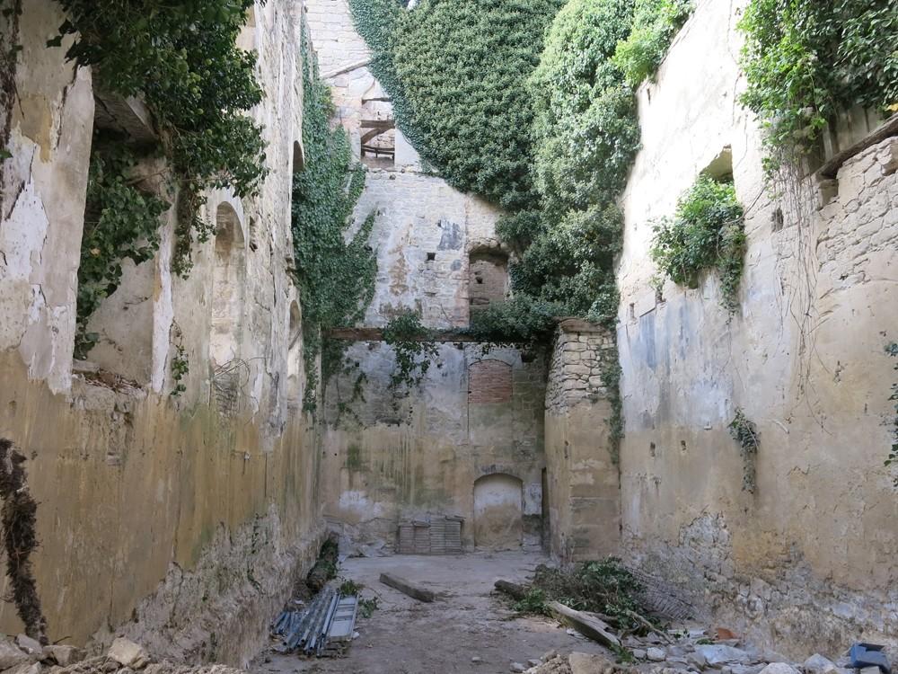 Comienza la restauración  del palacio de Cadiñanos