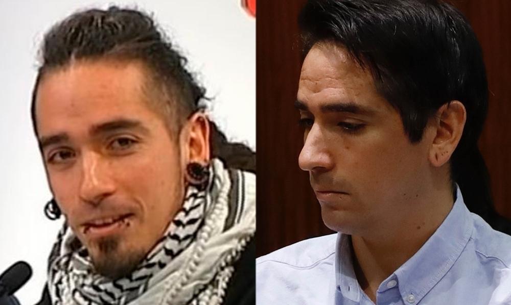 El antes y después de Rodrigo Lanza tras su cambio de imagen