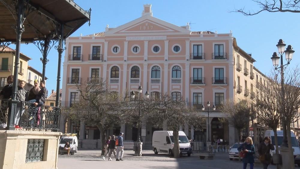 14 bienes y monumentos siguen sin protección en Segovia