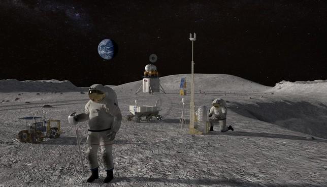 La NASA llama 'Artemisa' a su misión de regreso a la Luna Sebastian Carrasco