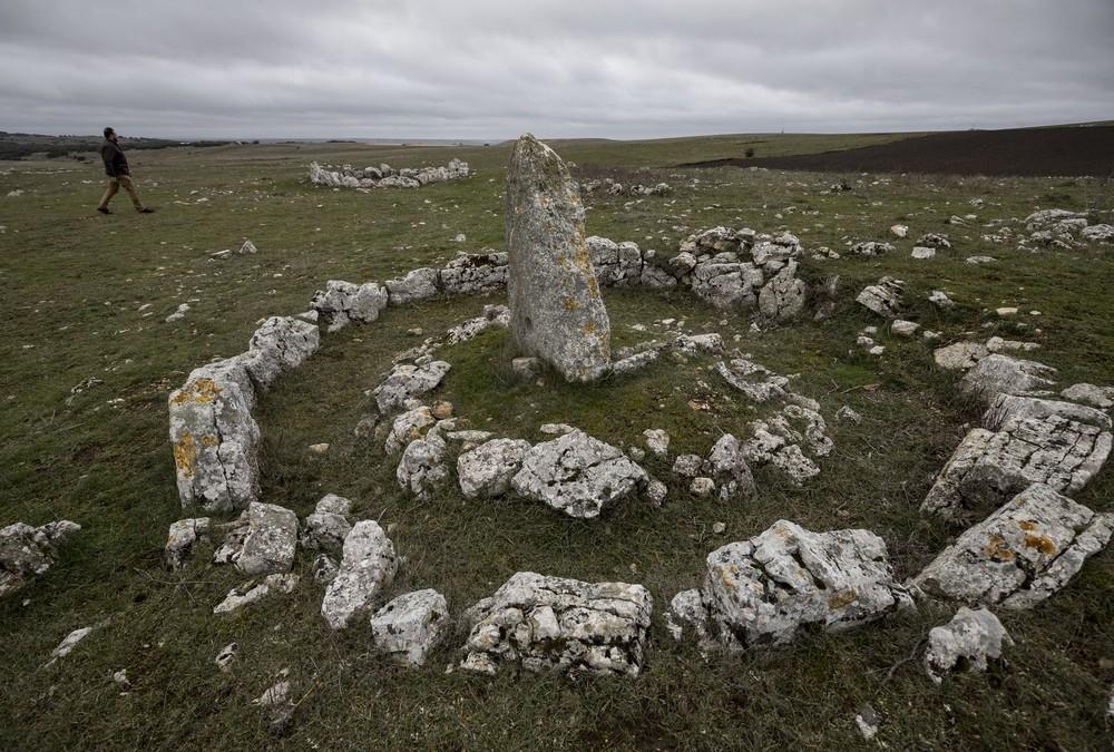 Ubierna amplía el Centro Arqueológico