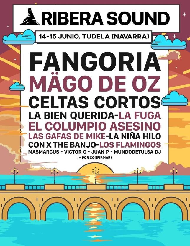 Fangoria y Mago de Oz se suben al escenario del Ribera Sound