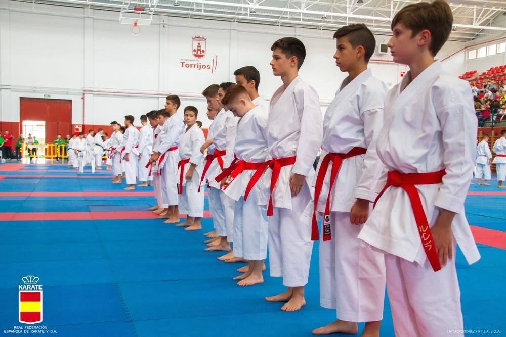 El Kidokan reina en Torrijos