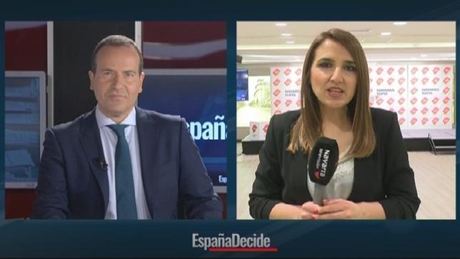 Navarra TV, en la jornada clave para el futuro de Navarra