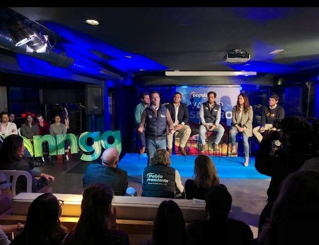 García Egea no confirma el candidato a la Diputación