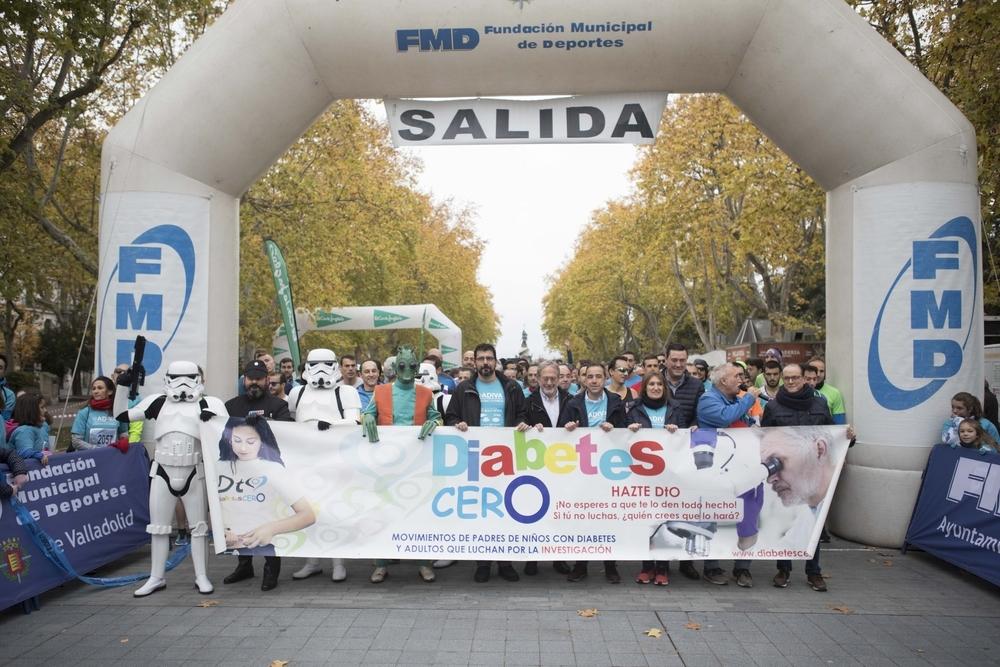 participación en el proyecto de la fundación mundial de diabetes