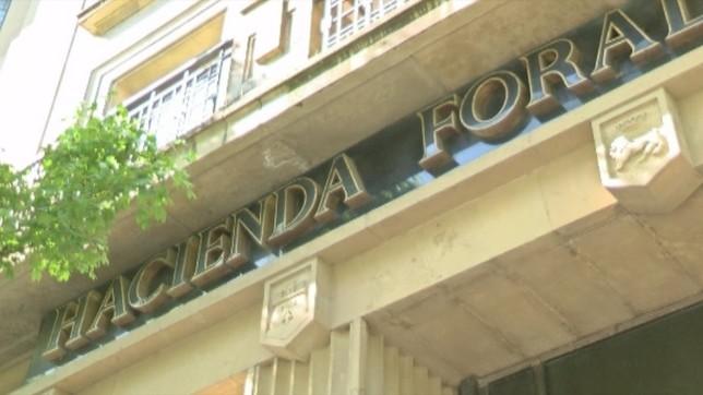 624 personas deben más de 300 millones a la Hacienda Navarra