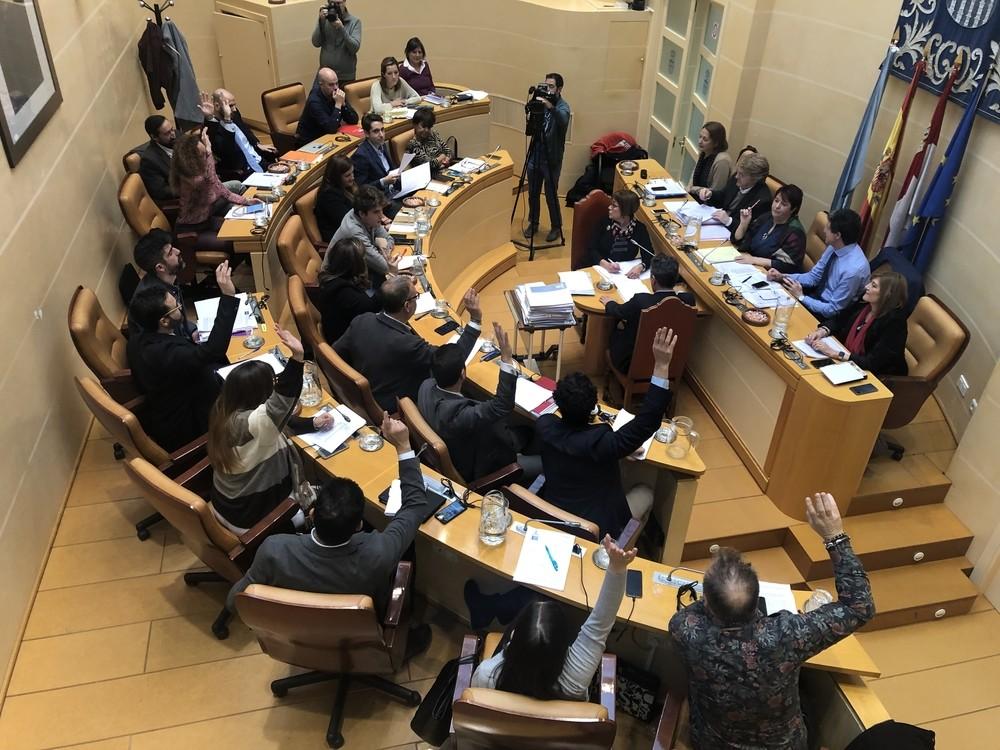 Aprobado el presupuesto del ayuntamiento para 2020
