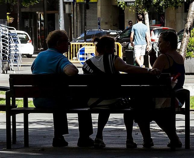 Los vecinos piden mejoras de calles, mobiliario y dotaciones Jonathan Tajes