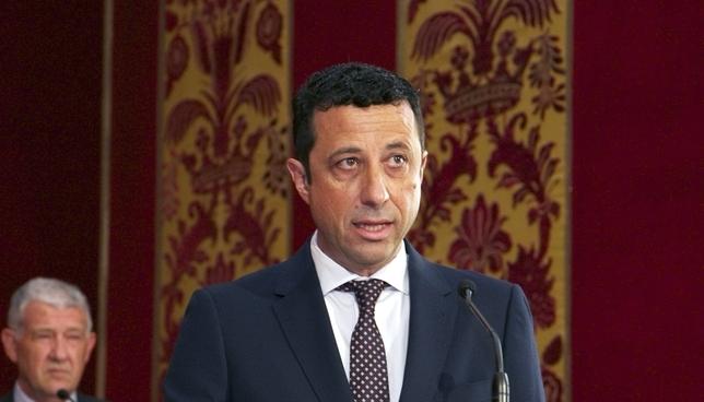 Francisco Armenta, concejal de Bienestar Social. La Tribuna