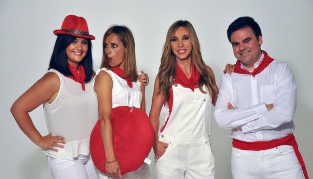Navarra TV acercará San Fermín desde el corazón de Pamplona NATV