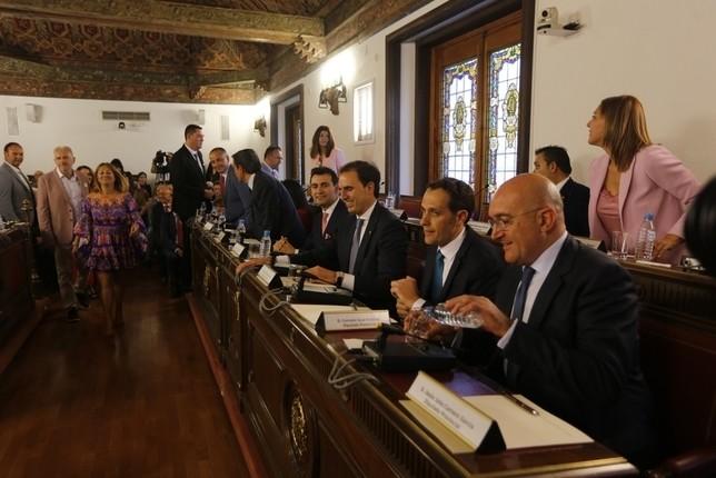 """Cs dará """"un voto de confianza"""" al PP en la Diputación"""
