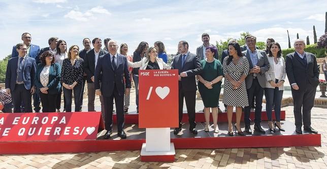 Borrell pide unidad para evitar la desintegración europea David Pérez
