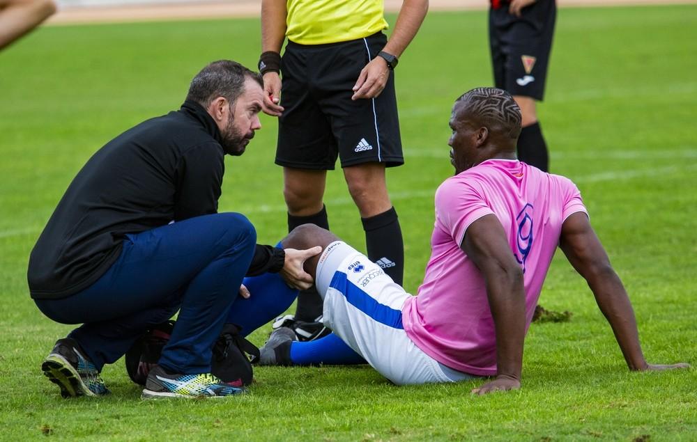 Mathias Pogba acabó lesionado.