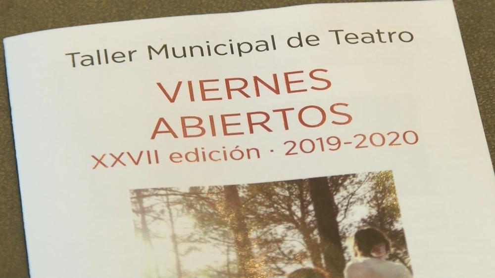 Los 'Viernes Abiertos' regresan con cuatro obras hasta marzo