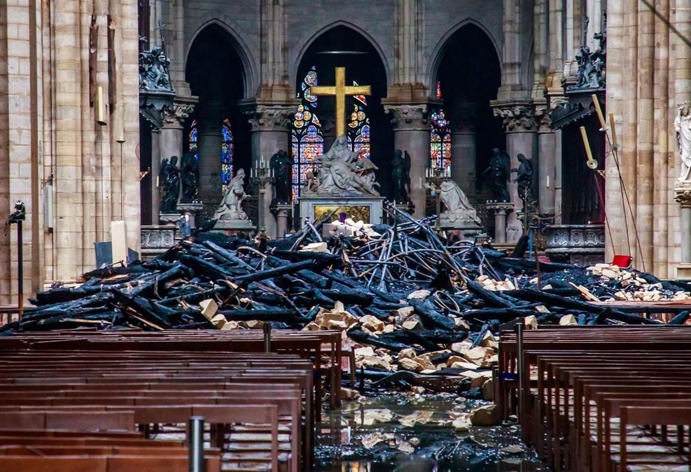 Notre Dame, sin misa de Navidad por primera vez en 216 años